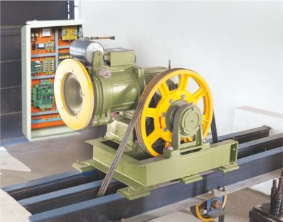 Traction Elevator Gear System